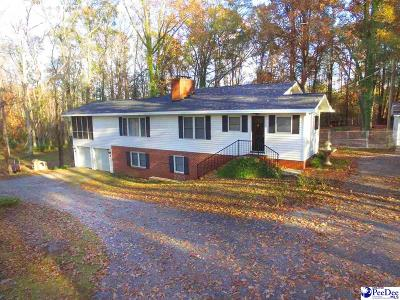 Darlington Single Family Home Uc/Show For Back Up: 122 Lawson Rd