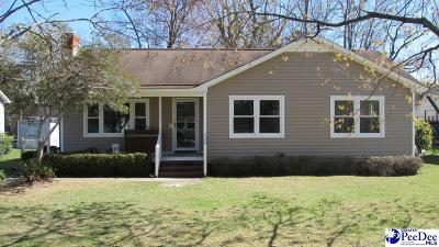 Florence Single Family Home For Sale: 602 Thicket Place