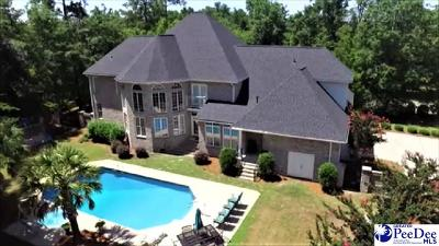 Florence SC Single Family Home For Sale: $599,900