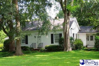 Marion Single Family Home Uc/Show For Back Up: 310 Old Woodland Drive