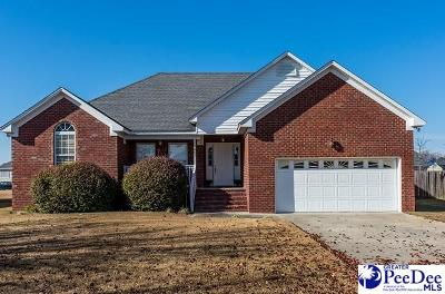 Florence Single Family Home For Sale: 3883 Trotwood Drive