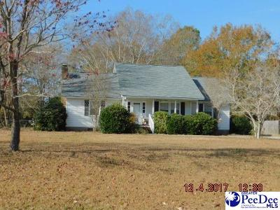Florence Single Family Home For Sale: 3816 Breckridge Circle