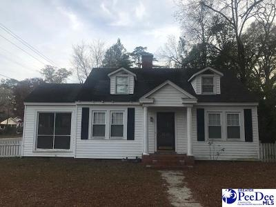 Florence Single Family Home For Sale: 1300 King Avenue