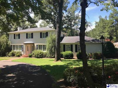 Hartsville Single Family Home New: 710 W Home