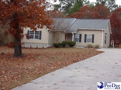 Hartsville Single Family Home For Sale: 2214 Forest Breeze Dr
