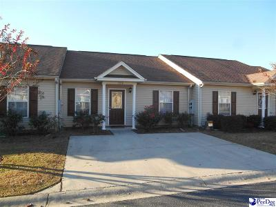 Florence SC Condo/Townhouse Uc/Show For Back Up: $100,000