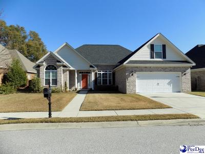 Florence SC Single Family Home For Sale: $275,500