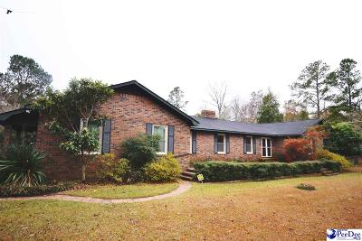 Florence SC Single Family Home For Sale: $373,900