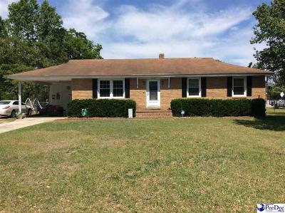 Florence Single Family Home Uc/Show For Back Up: 2107 W Cambridge Dr