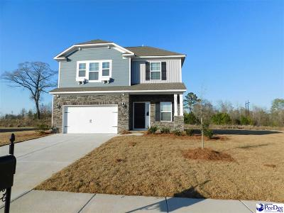 Effingham Single Family Home Uc/Show For Back Up: 3036 Wild Turkey