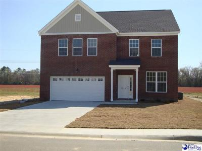Florence County Single Family Home Uc/Show For Back Up: 1054 Wessex Drive