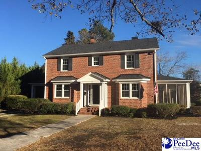 Lake City Single Family Home Uc/Show For Back Up: 111 S 2nd Avenue