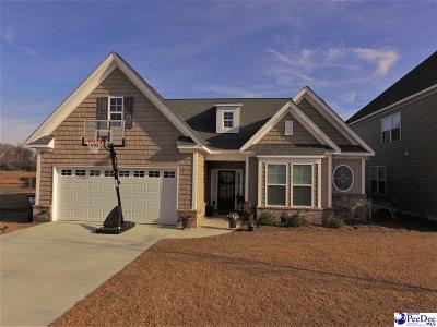 Florence County Single Family Home For Sale: 714 Bellemeade Cir
