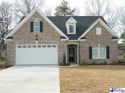 Florence County Single Family Home For Sale: 2003 Enchanted Lane