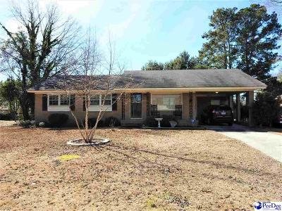 Florence Single Family Home Uc/Show For Back Up: 2116 W Cambridge Dr