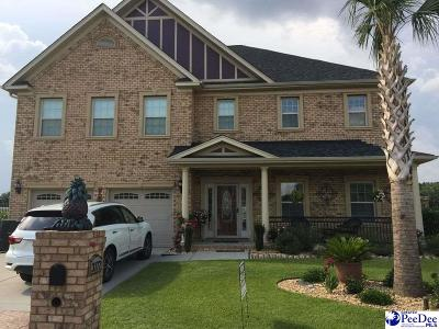 Florence County Single Family Home For Sale: 3172 Greystone Dr