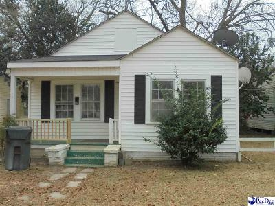 Marion County Single Family Home For Sale: 207 W Proctor St.