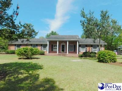 Marion SC Single Family Home For Sale: $169,900