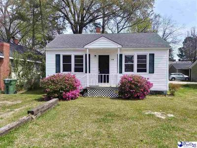 Florence Single Family Home Active-Price Change: 110 S Guerry