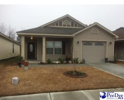 Florence County Single Family Home For Sale: 2149 Harbour Lane