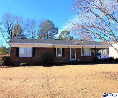 Darlington Single Family Home Uc/Show For Back Up: 421 Sheffield