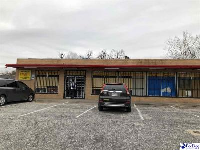 Florence, Flrorence, Marion, Pamplico Commercial For Sale: 900 North Irby Street