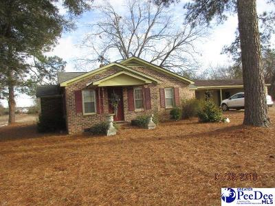 Marion Single Family Home Uc/Show For Back Up: 192 Luther Rogers Road