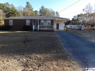 Hartsville Single Family Home Uc/Show For Back Up: 1611 Morningside Dr.
