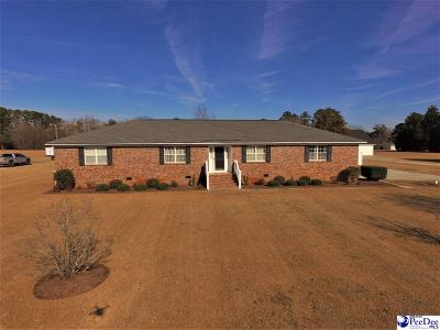 Florence SC Single Family Home Uc/Show For Back Up: $195,000