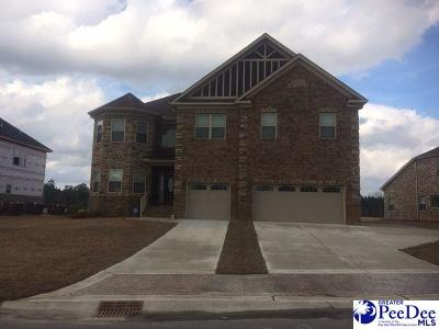 Florence Single Family Home Uc/Show For Back Up: 4213 Lake Hartwell Dr