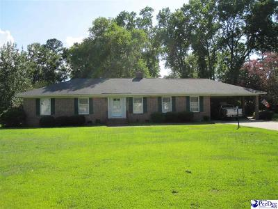 Latta Single Family Home For Sale: 215 N Marion St