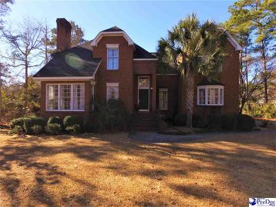 Florence SC Single Family Home For Sale: $398,500