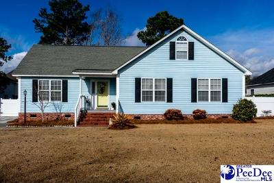 Florence SC Single Family Home New: $159,900