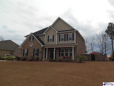 Florence SC Single Family Home For Sale: $469,900