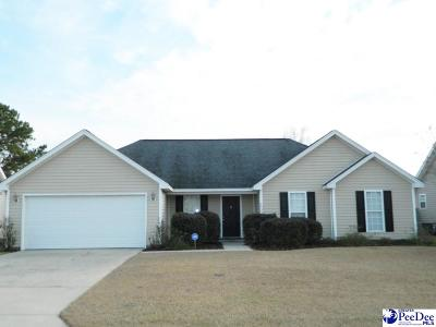 Effingham Single Family Home Uc/Show For Back Up: 2229 Stepping Stone Drive