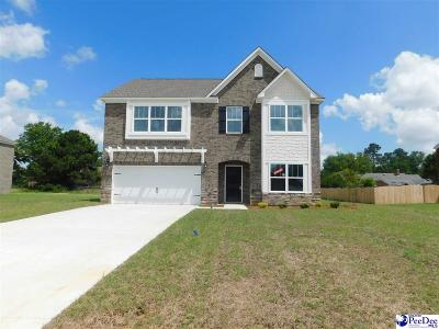 Florence SC Single Family Home For Sale: $239,200