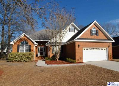 Florence Single Family Home For Sale: 2758 Olde Mill Rd
