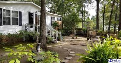 Mobile/Manufactured Active-Price Change: 17465 Hartsville Ruby Road