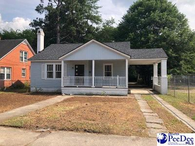 Florence SC Commercial For Sale: $115,000