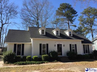 Florence Single Family Home For Sale: 321 Bayberry Circle