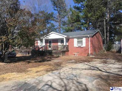 Latta Single Family Home Uc/Show For Back Up: 216 Zelle St