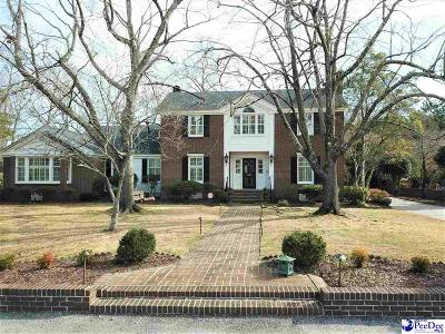 Florence SC Single Family Home For Sale: $495,000