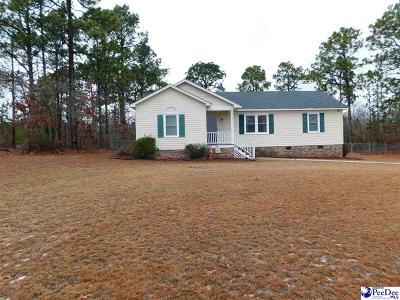 Hartsville Single Family Home Uc/Show For Back Up: 316 Hickory Dr