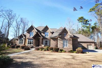 Florence SC Single Family Home For Sale: $739,000