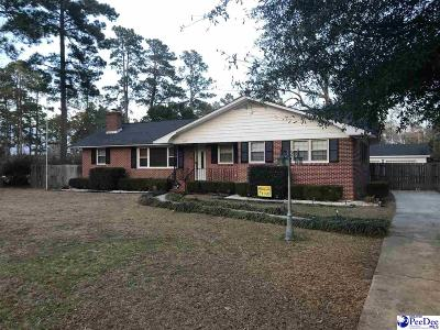 Darlington Single Family Home Uc/Show For Back Up: 102 Spring Heights Cir