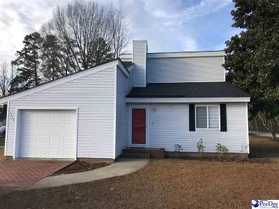 Hartsville Single Family Home For Sale: 1328 S Fourth Str