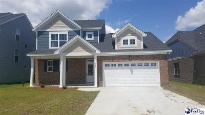 Florence SC Single Family Home For Sale: $256,900