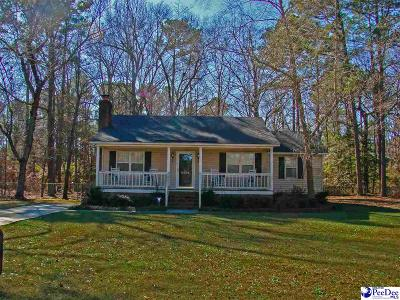 Florence Single Family Home Uc/Show For Back Up: 5004 College Lake Dr
