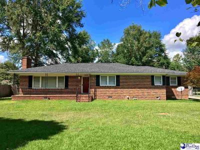 Florence Single Family Home For Sale: 1225 Clarendon Avenue
