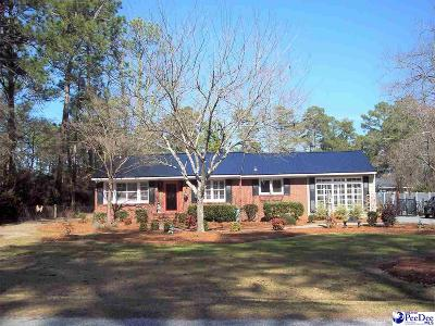 Dillon SC Single Family Home For Sale: $159,900